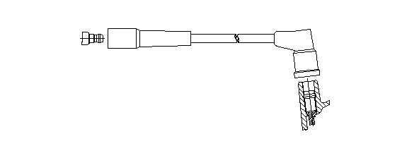 Zündleitung BREMI 311/80