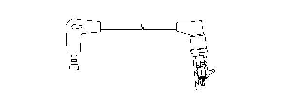 Zündleitung BREMI 312/50