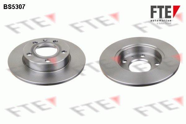 Bremsscheibe FTE BS5307