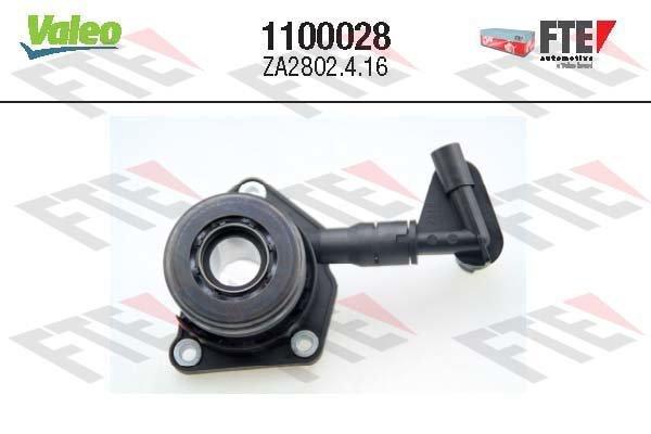 ABS 51191 Nehmerzylinder Kupplung