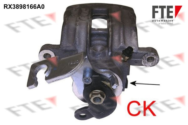 Bremssattel FTE RX3898166A0