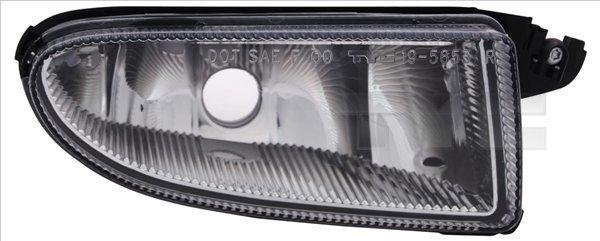 Nebelscheinwerfer rechts TYC 19-5653-01-9 Bild 1