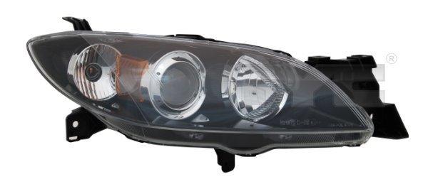 Hauptscheinwerfer links TYC 20-0460-05-2