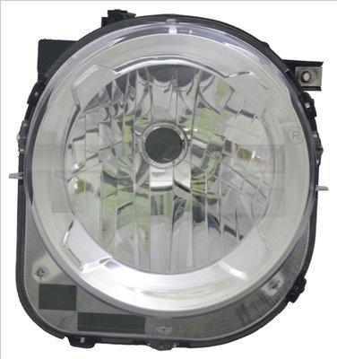 Hauptscheinwerfer rechts TYC 20-15233-05-2