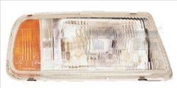 Hauptscheinwerfer links TYC 20-3063-91-2