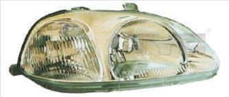 Hauptscheinwerfer links TYC 20-3184-01-2