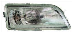 Hauptscheinwerfer rechts TYC 20-3729-08-2
