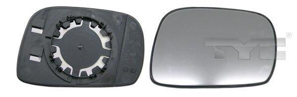 Spiegelglas, Außenspiegel rechts TYC 325-0055-1 Bild 1
