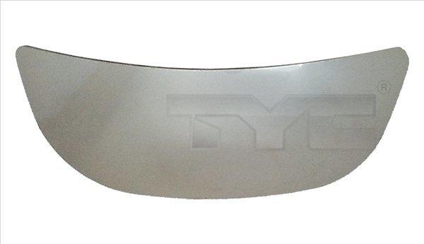 Spiegelglas, Außenspiegel links TYC 325-0080-1