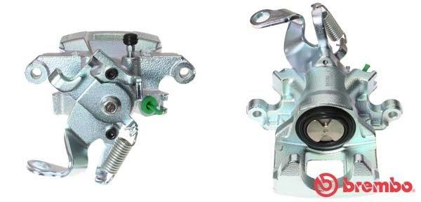 Bremssattel BREMBO F 54 128