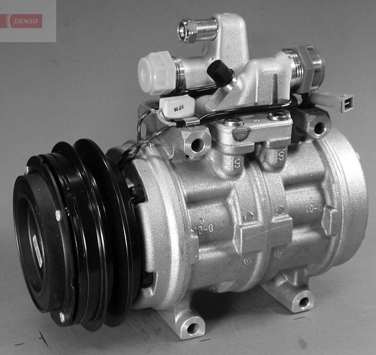 Kompressor, Klimaanlage 12 V DENSO DCP02001