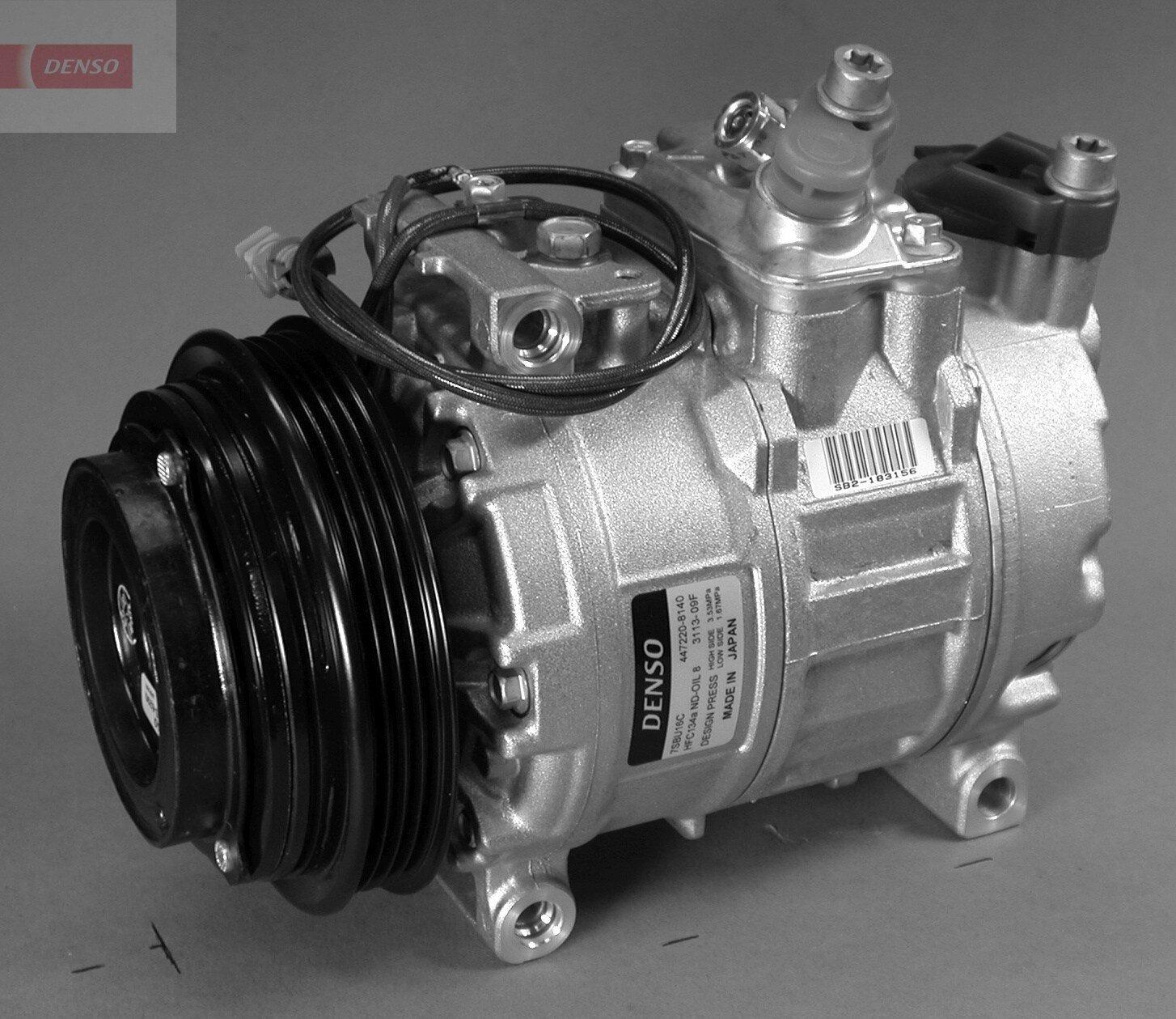 Kompressor, Klimaanlage 12 V DENSO DCP02004