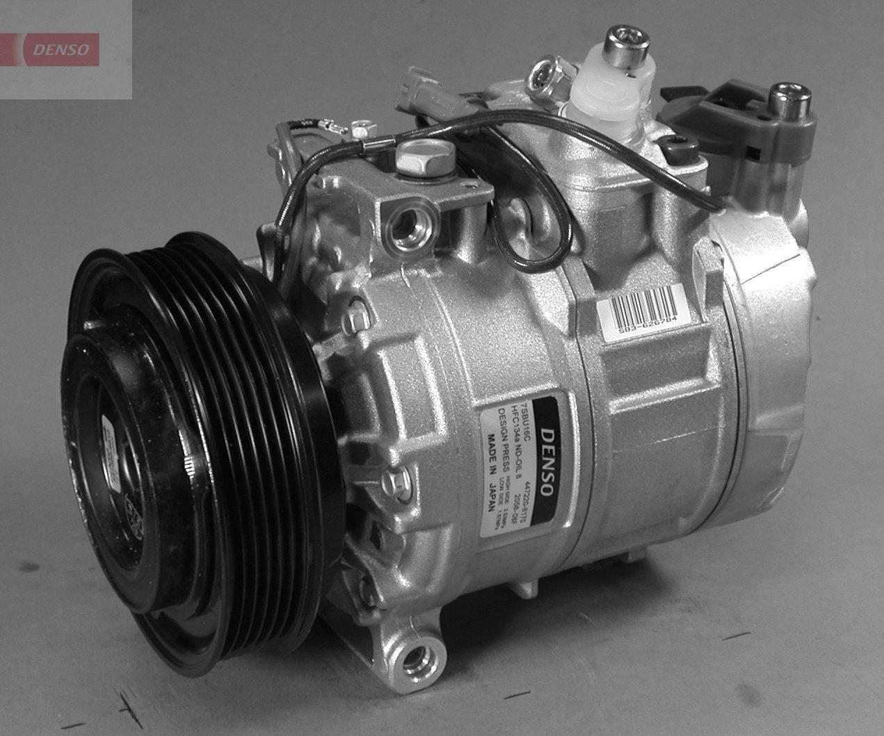 Kompressor, Klimaanlage 12 V DENSO DCP02005