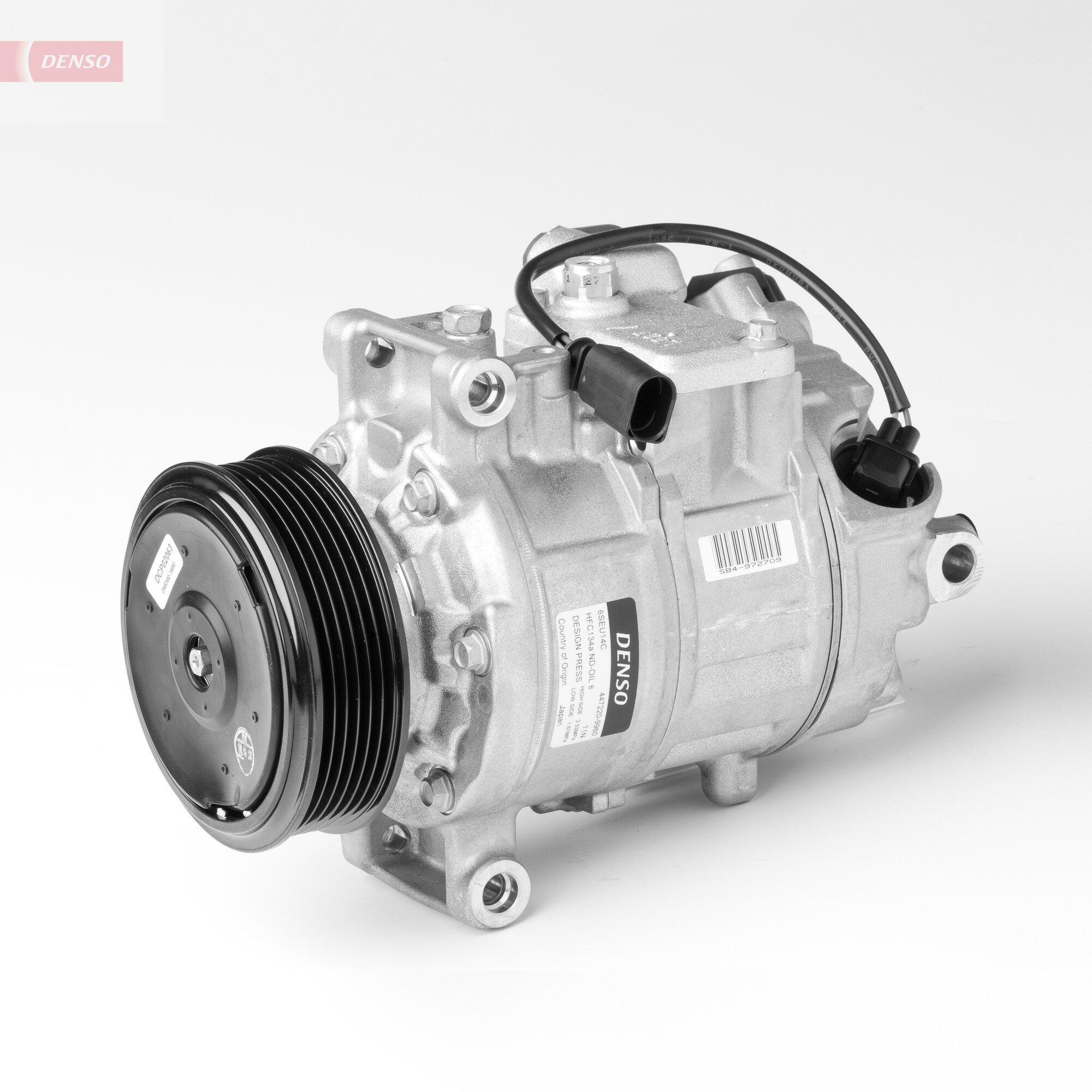 Kompressor, Klimaanlage DENSO DCP02063