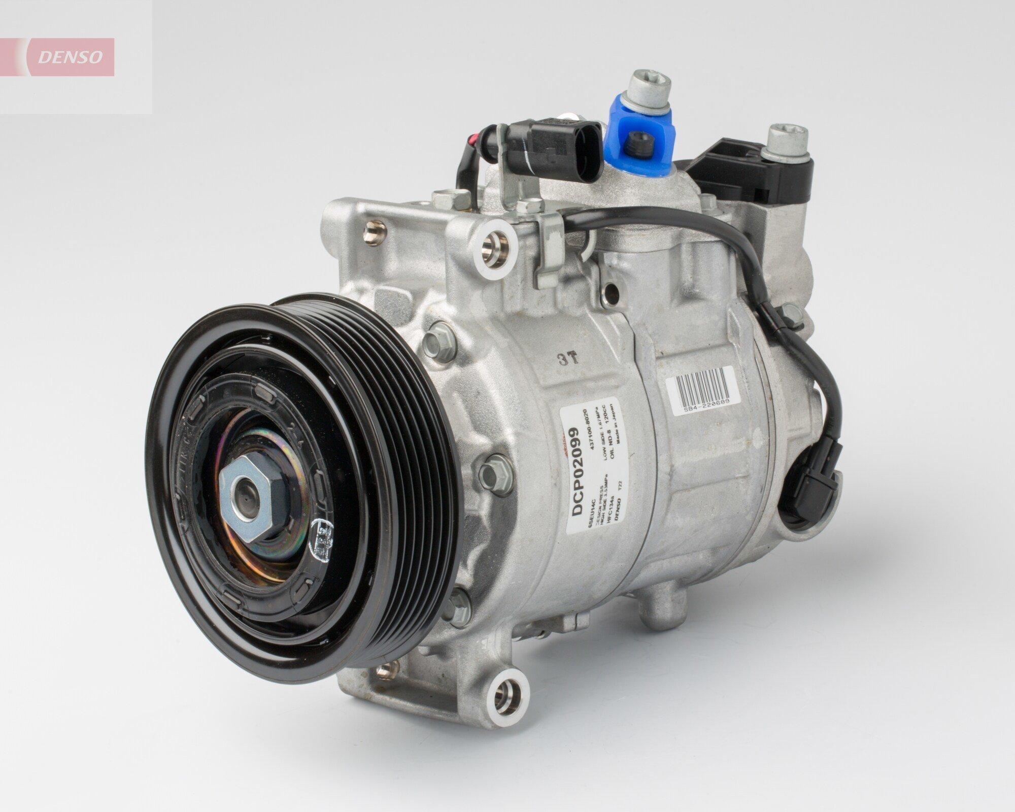 Kompressor, Klimaanlage DENSO DCP02099 Bild 1