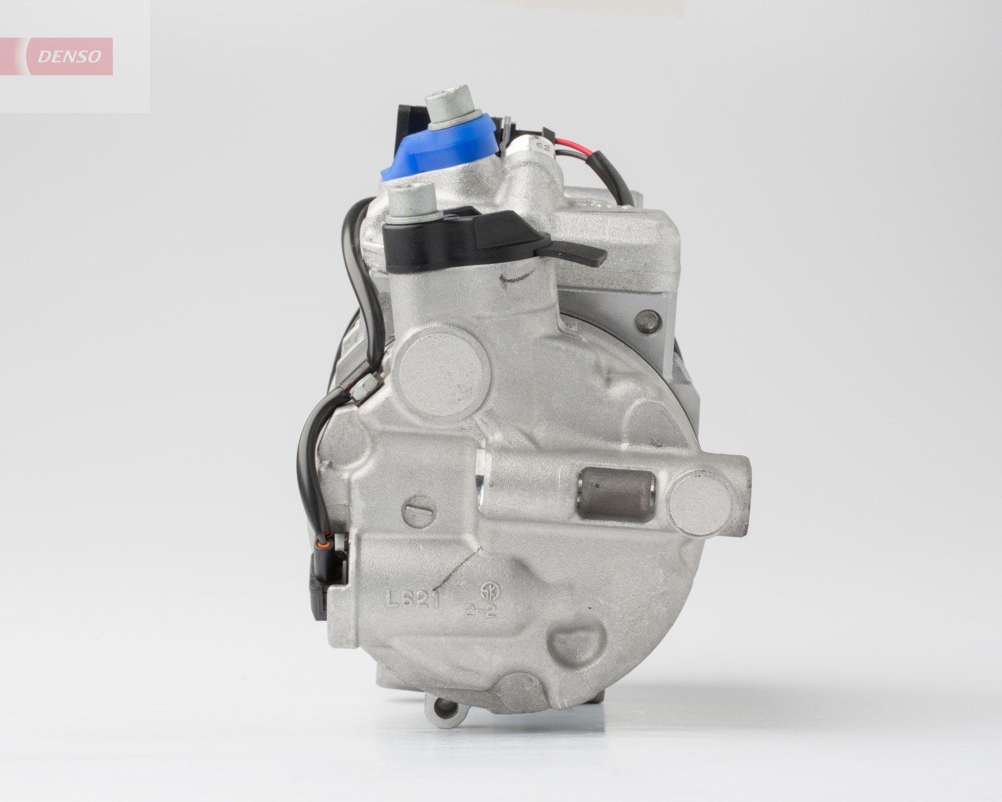 Kompressor, Klimaanlage DENSO DCP02099 Bild 4