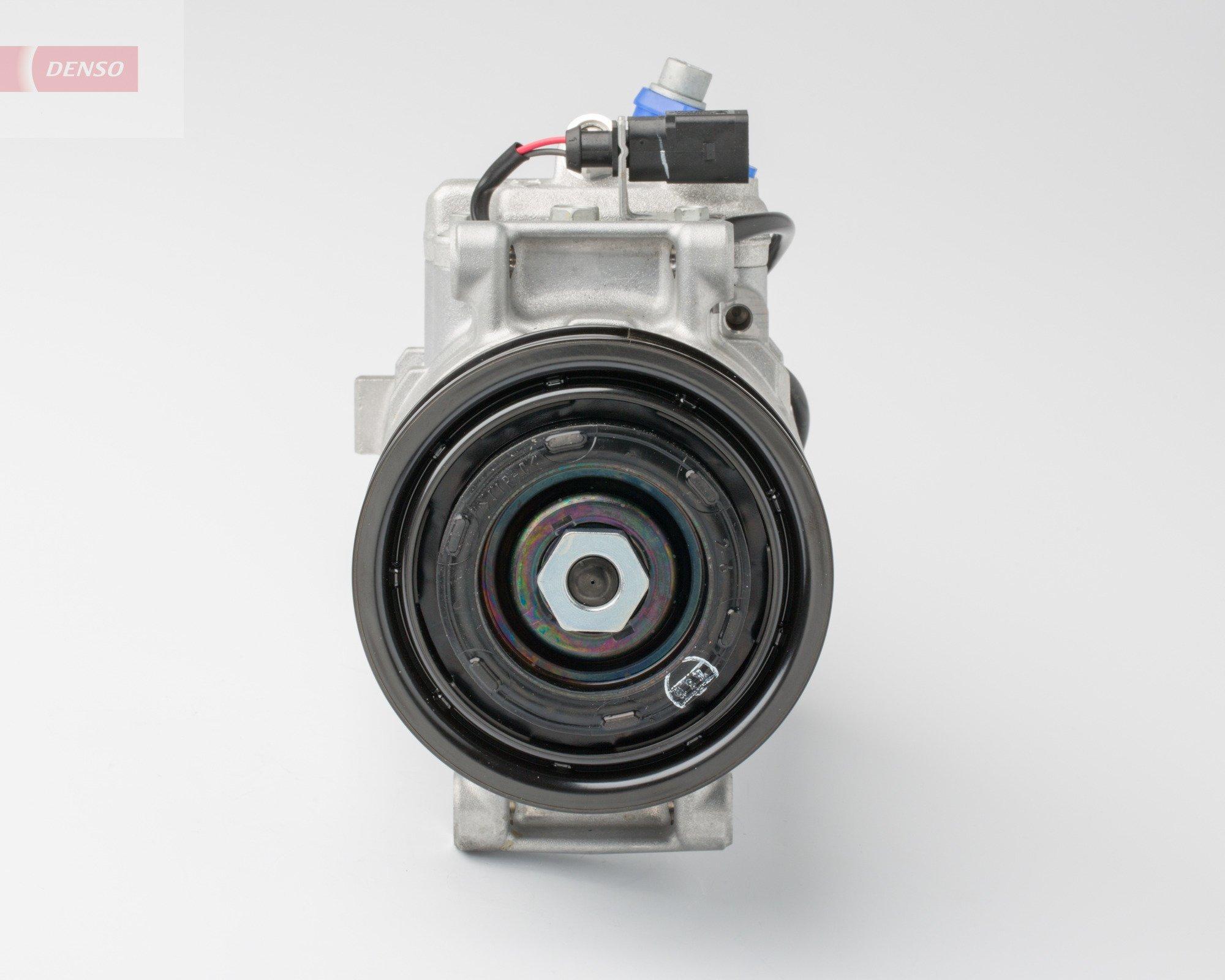 Kompressor, Klimaanlage DENSO DCP02099 Bild 3