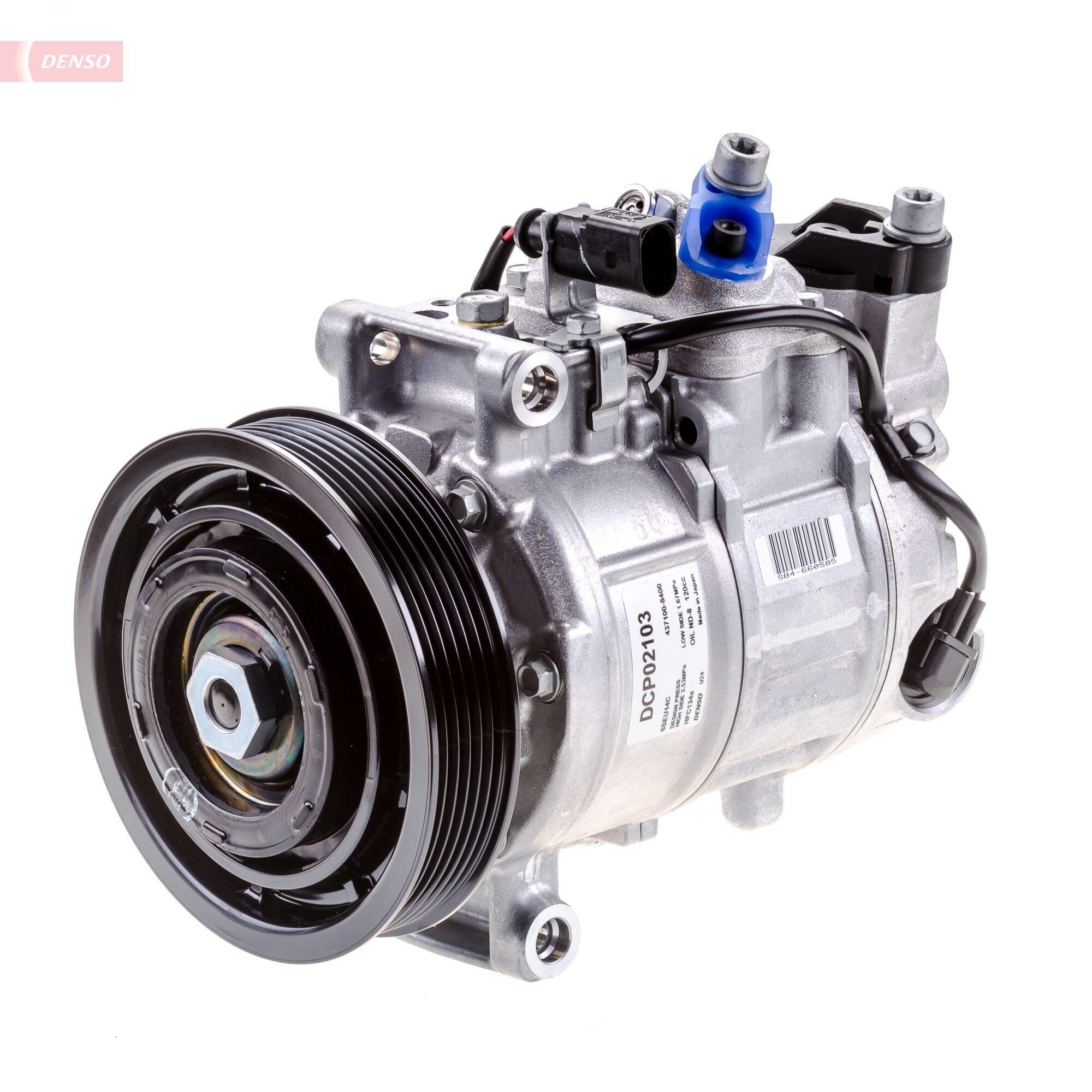 Kompressor, Klimaanlage DENSO DCP02103 Bild 1