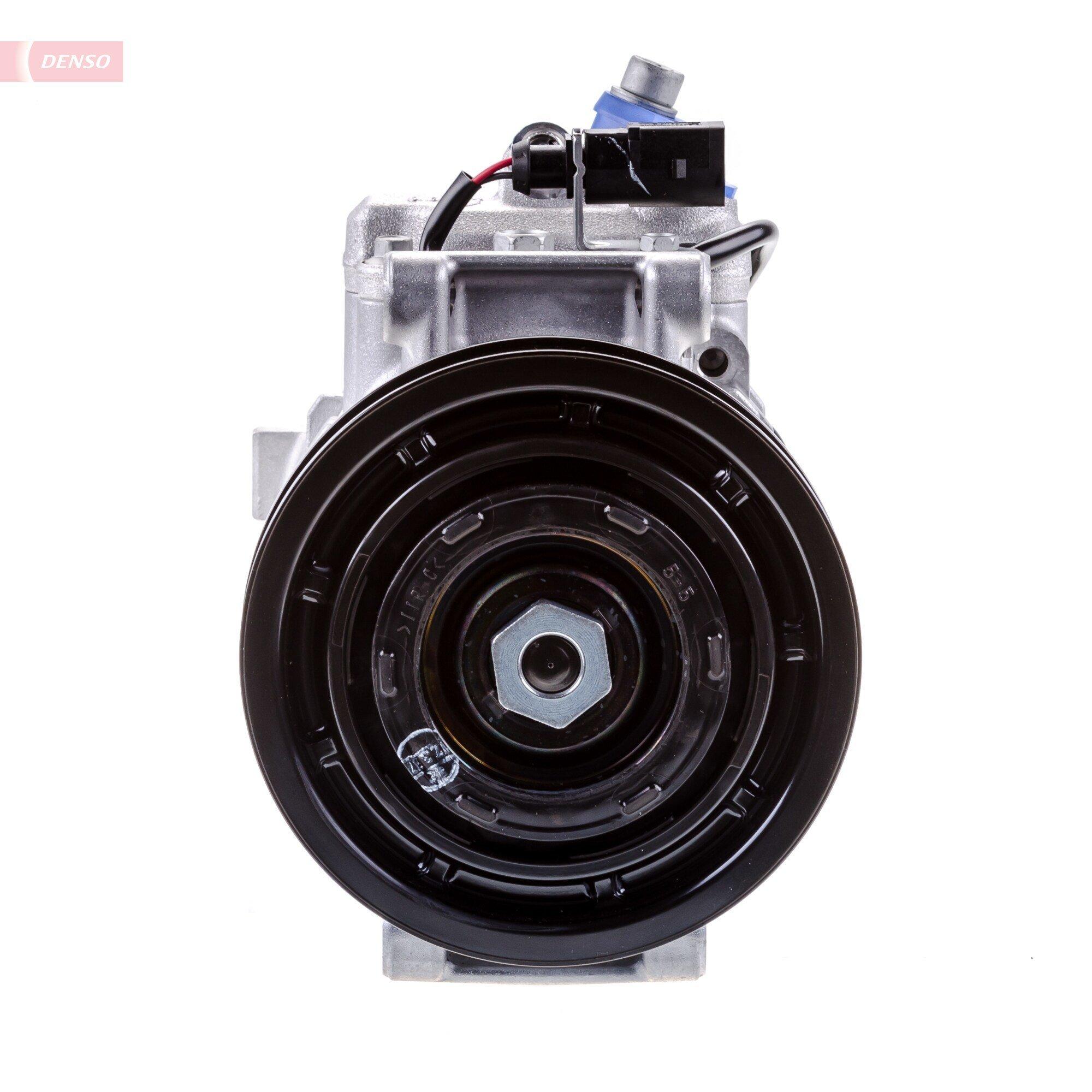 Kompressor, Klimaanlage DENSO DCP02103 Bild 2