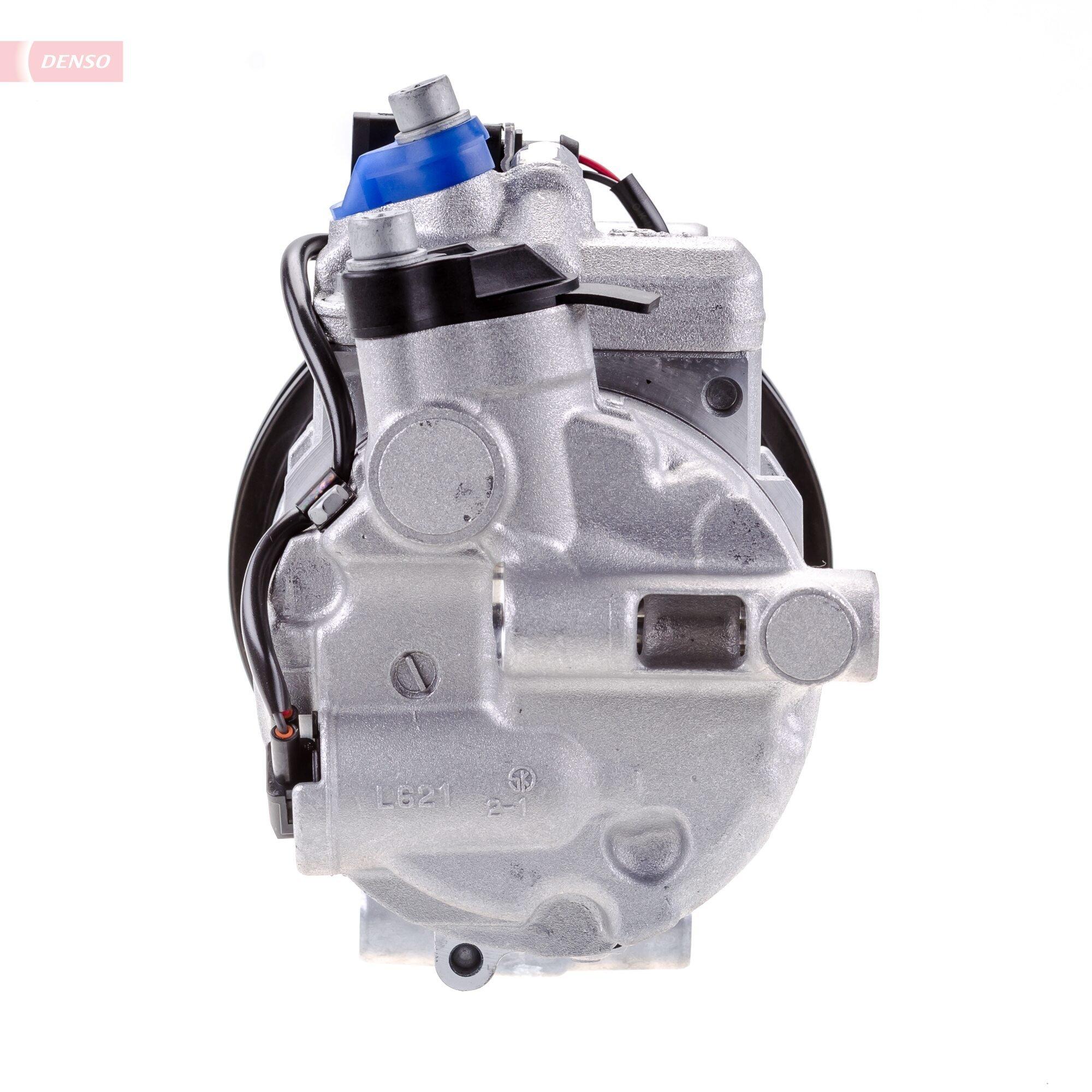 Kompressor, Klimaanlage DENSO DCP02103 Bild 3