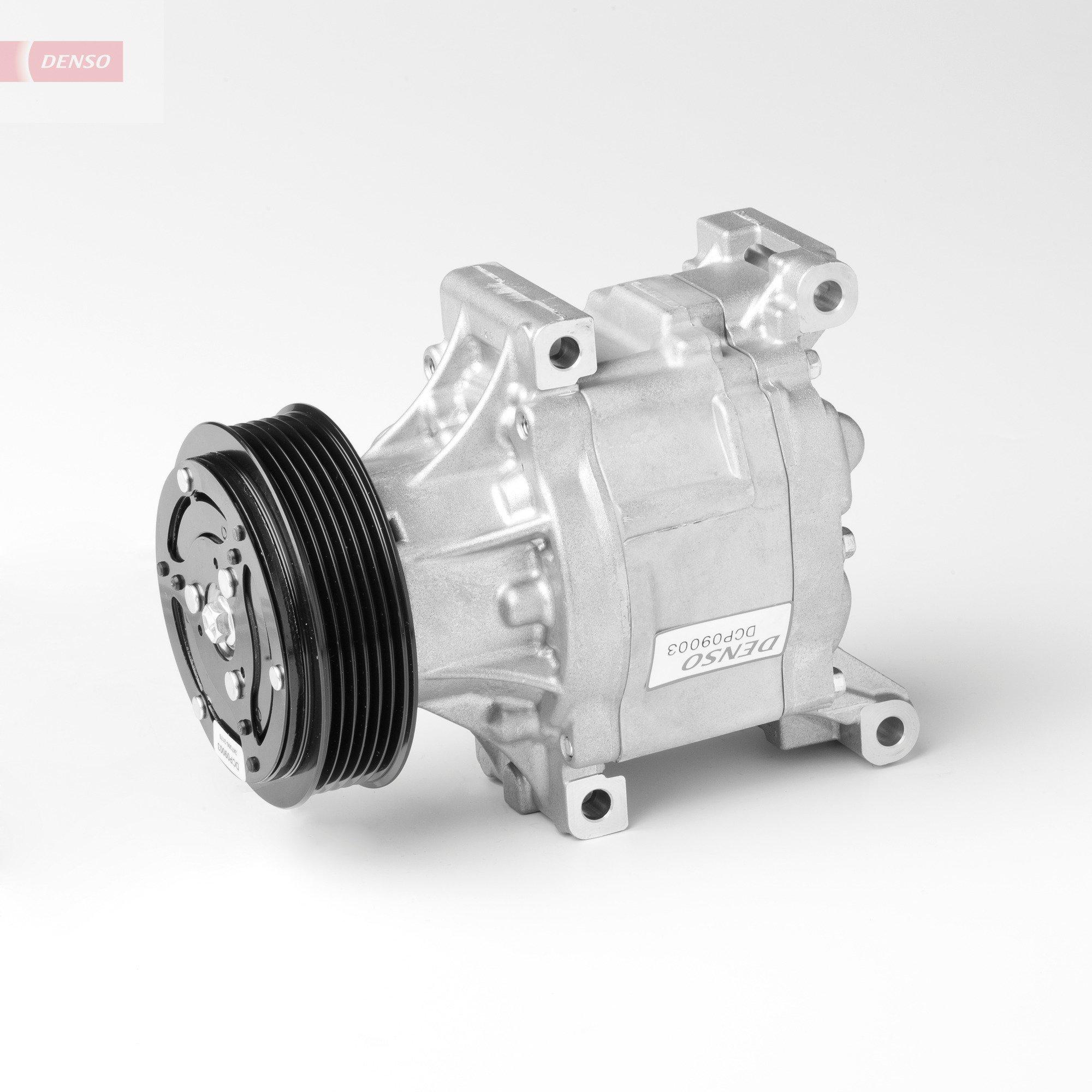 Kompressor, Klimaanlage 12 V DENSO DCP09003