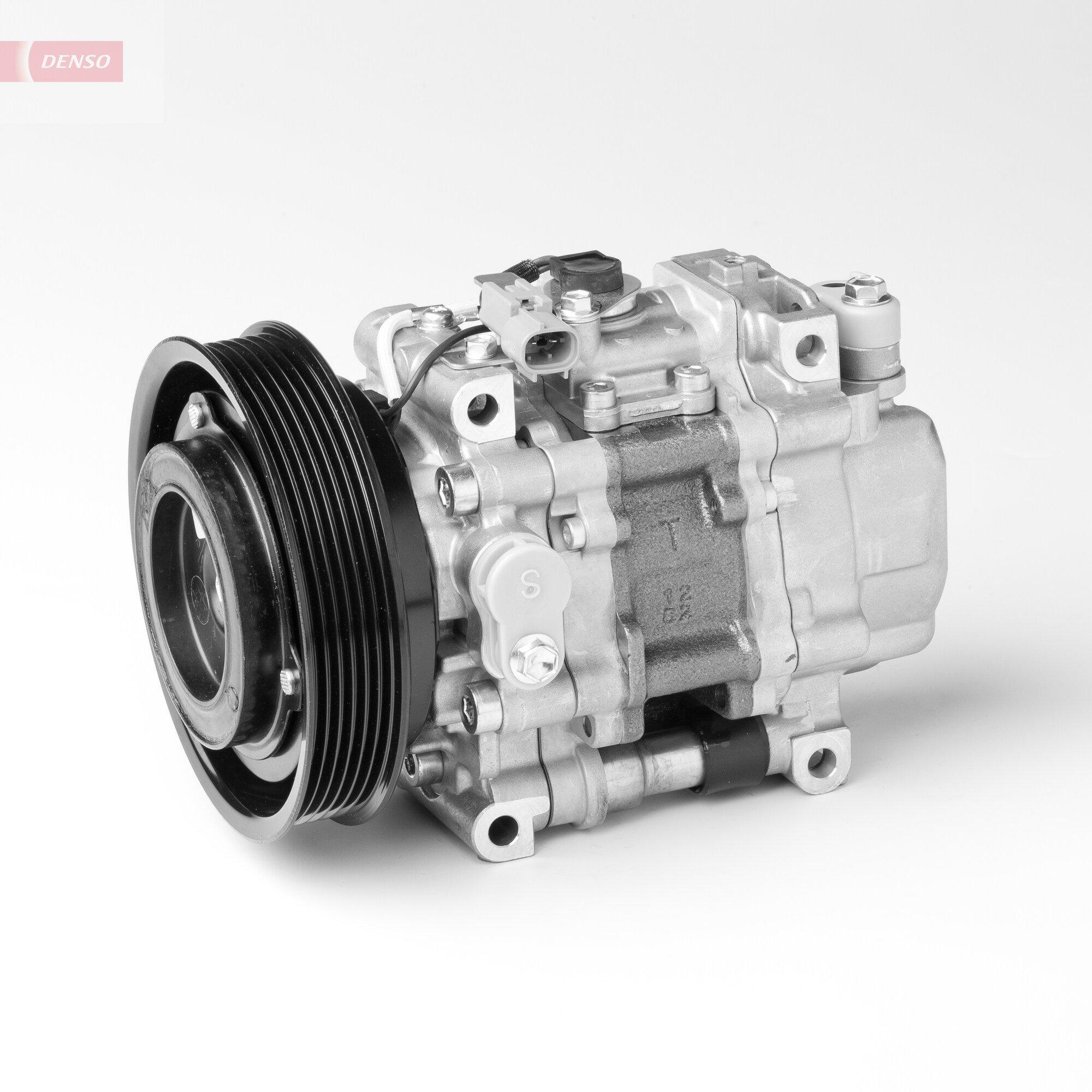 Kompressor, Klimaanlage 12 V DENSO DCP09009