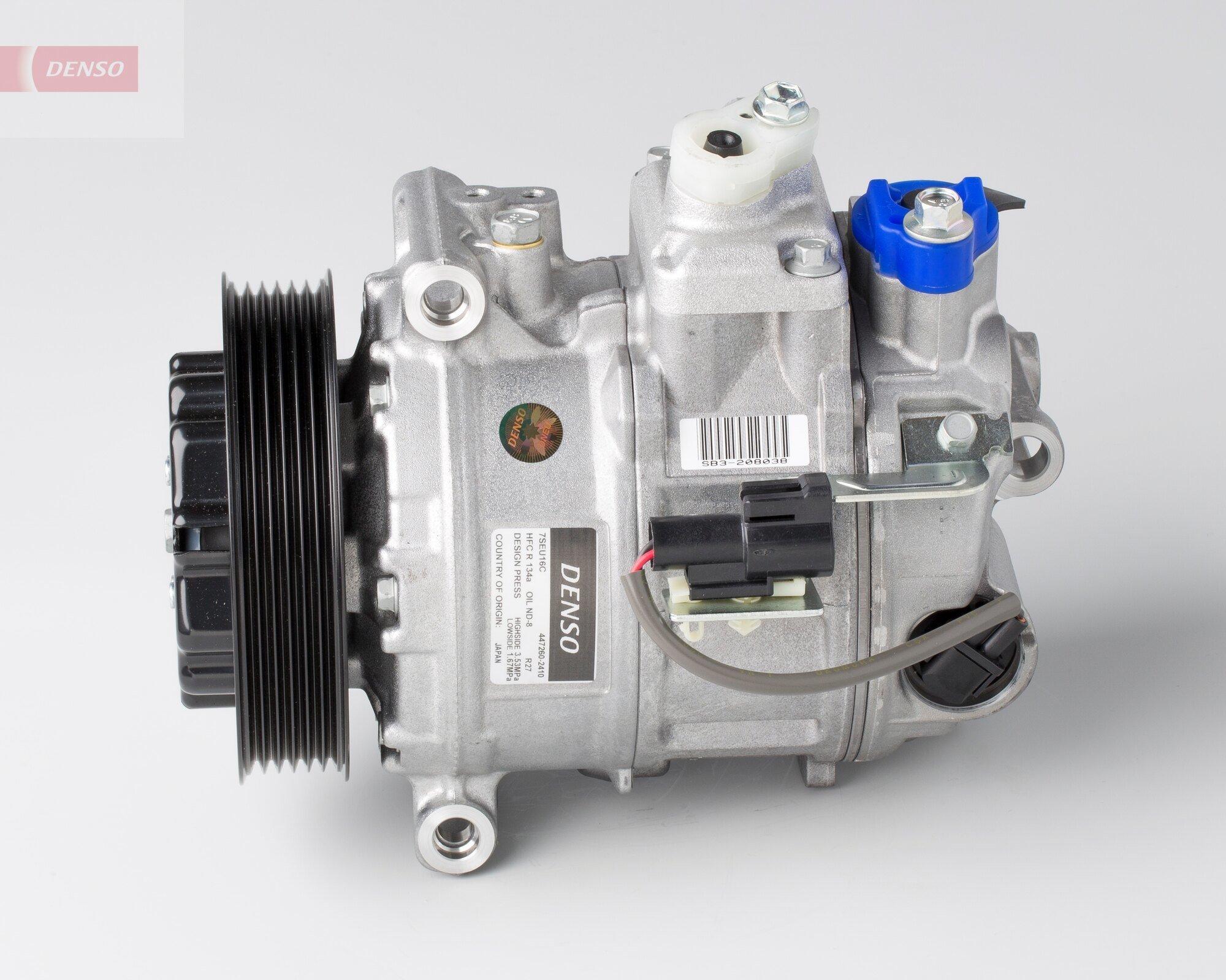 Kompressor, Klimaanlage DENSO DCP11010