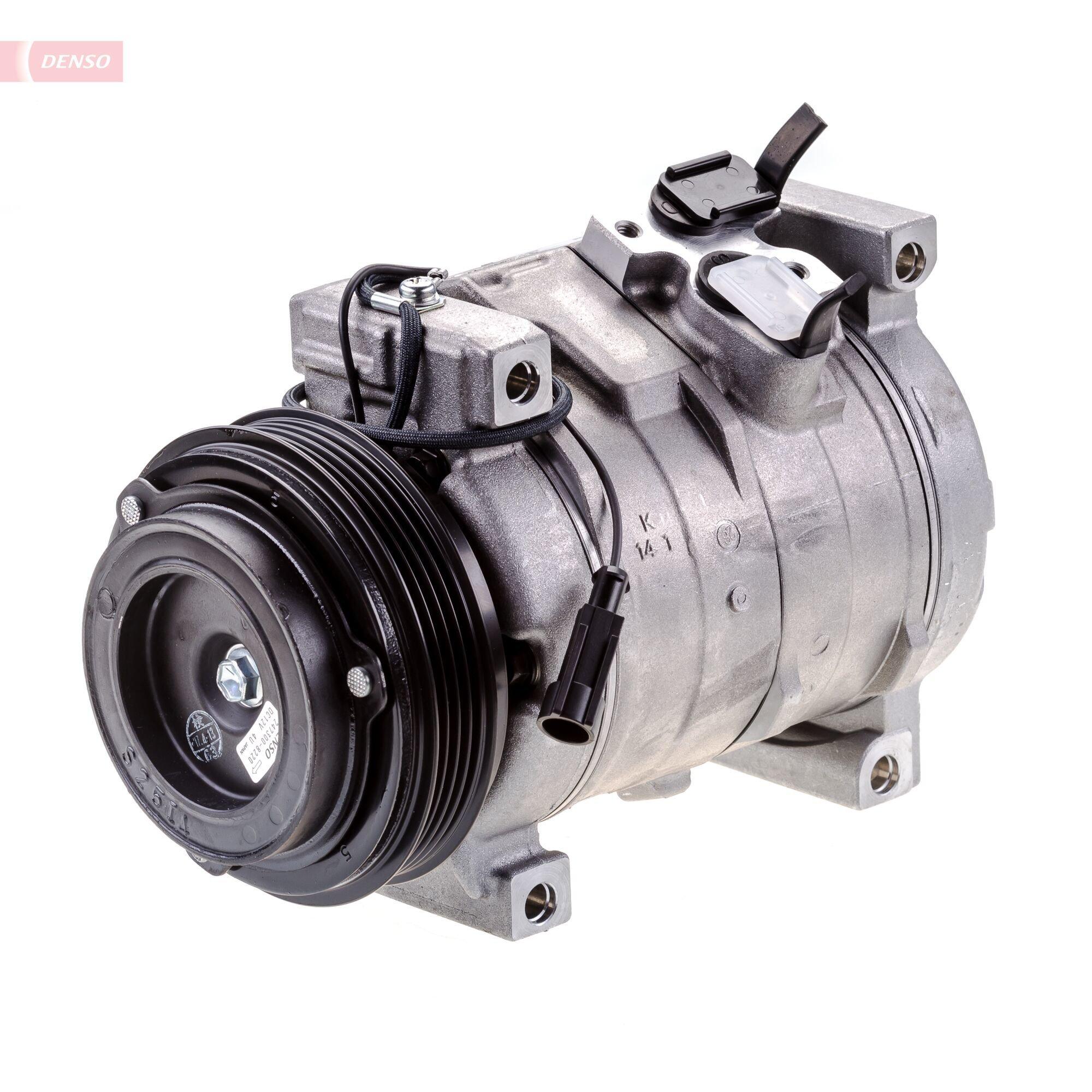Kompressor, Klimaanlage 12 V DENSO DCP12012