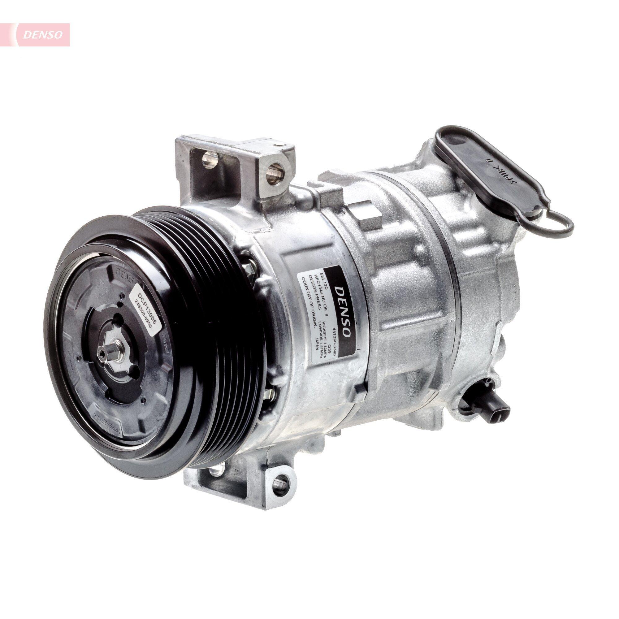 Kompressor, Klimaanlage DENSO DCP13005