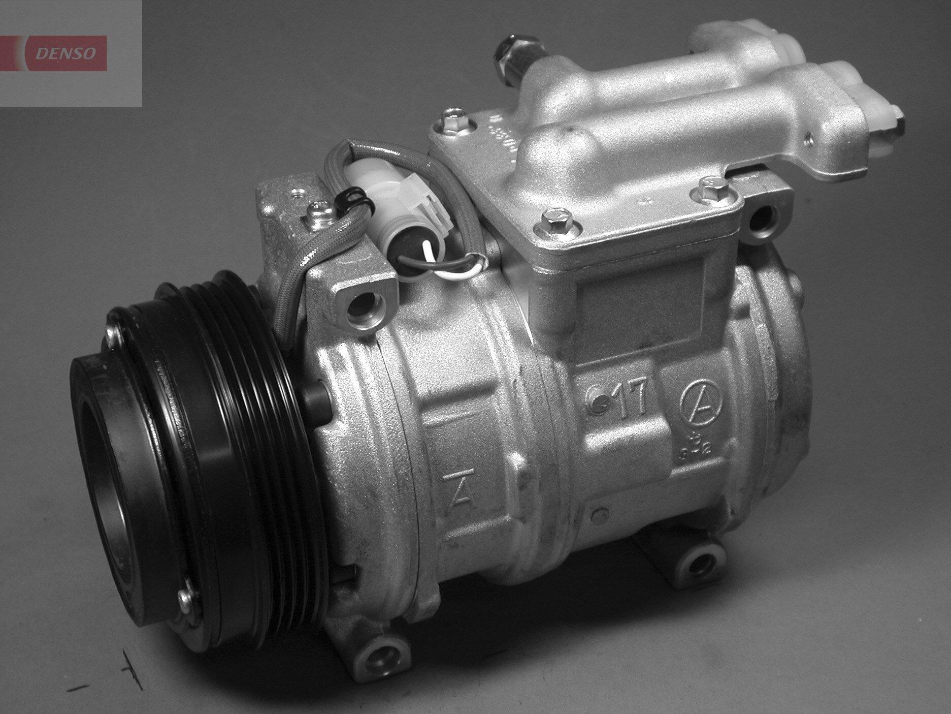 Kompressor, Klimaanlage 12 V DENSO DCP14002
