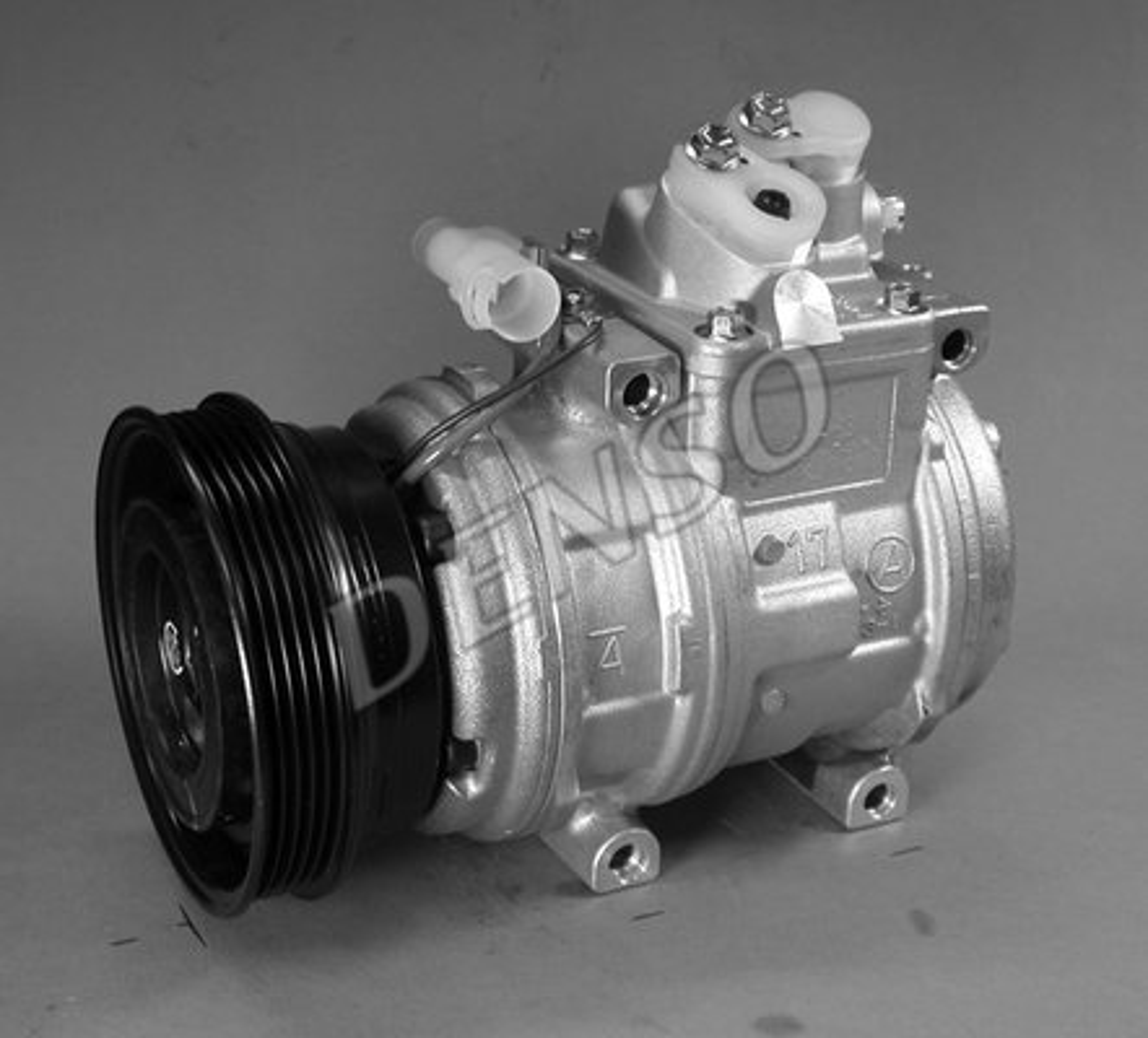 Kompressor, Klimaanlage 12 V DENSO DCP14004