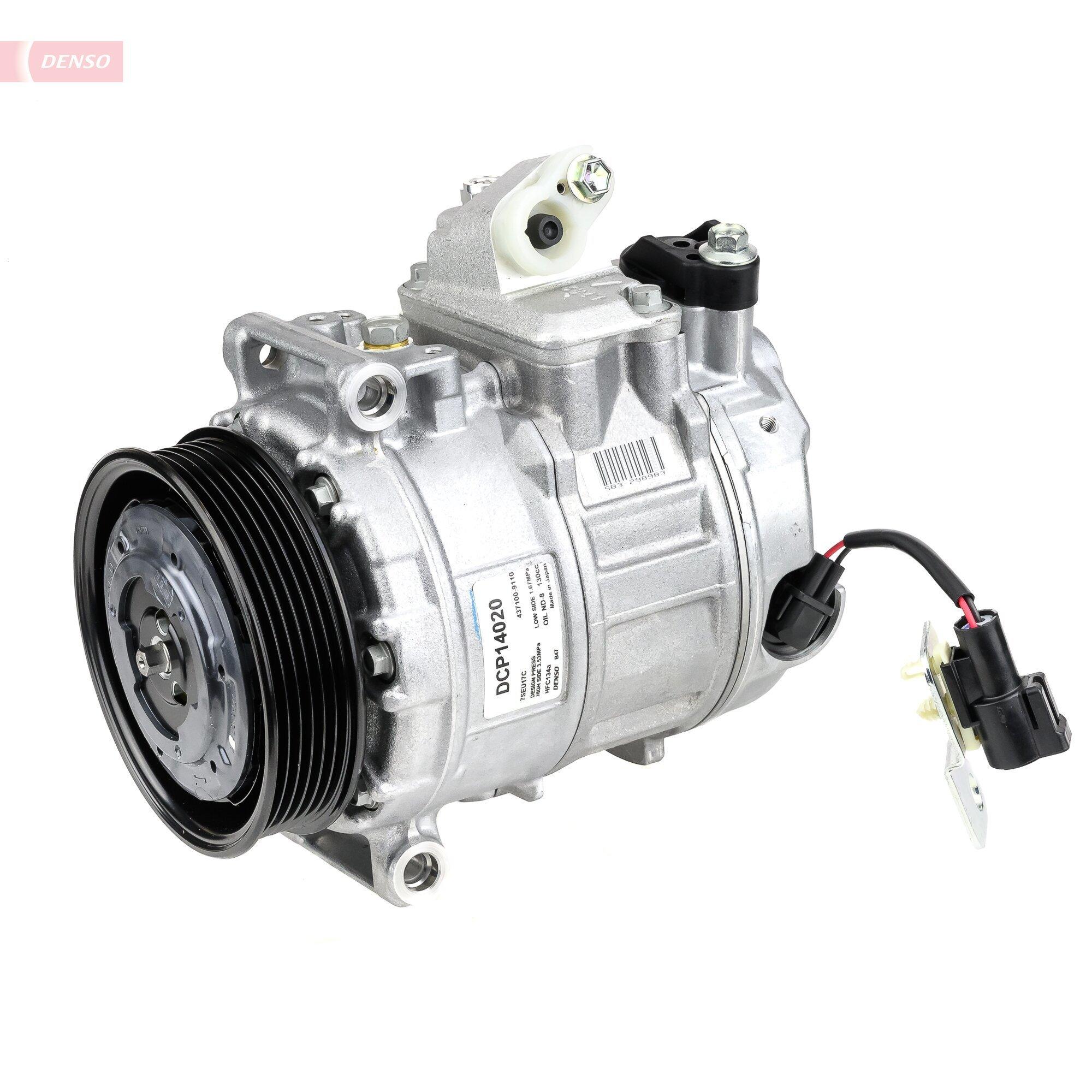 Kompressor, Klimaanlage DENSO DCP14020 Bild 1