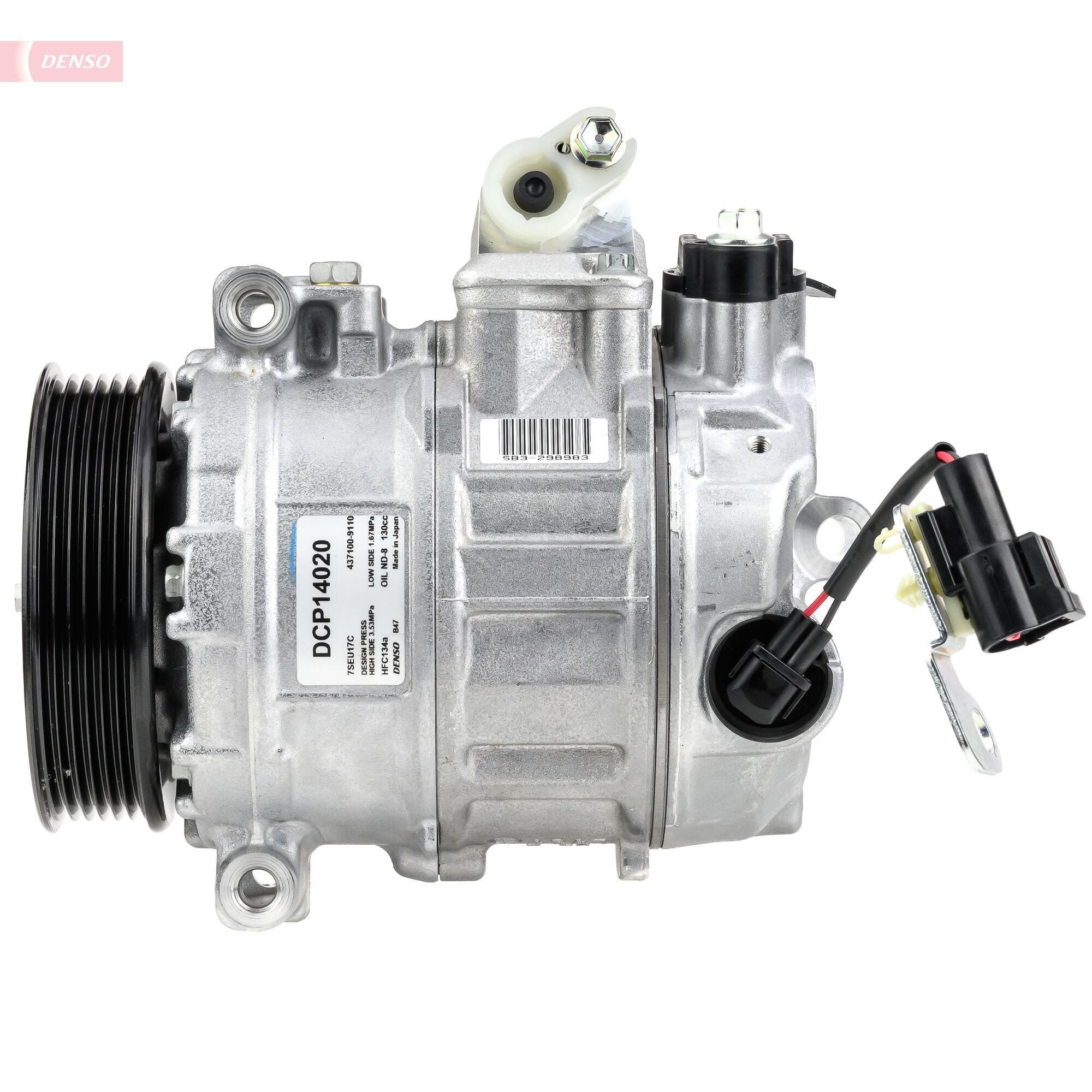 Kompressor, Klimaanlage DENSO DCP14020 Bild 4