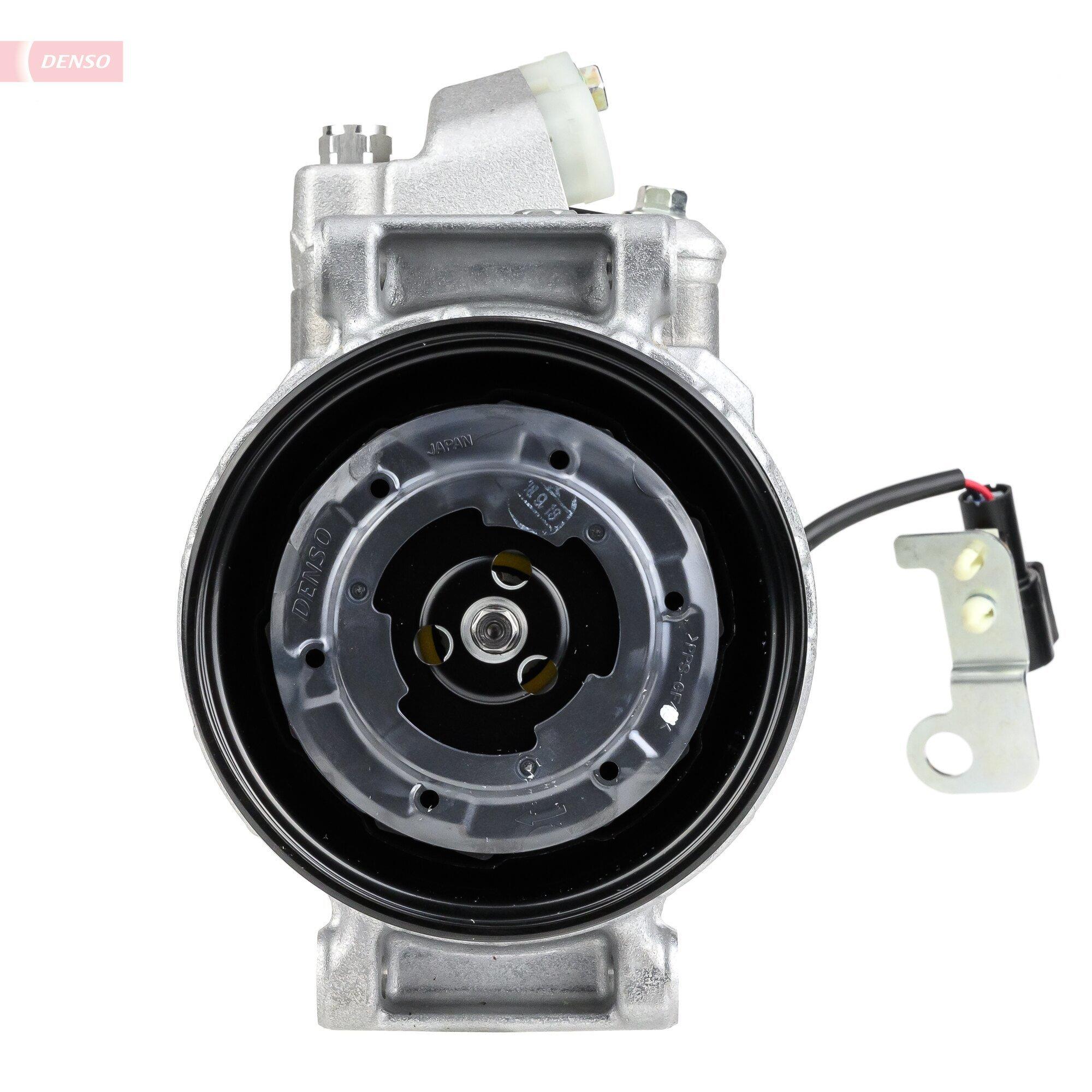 Kompressor, Klimaanlage DENSO DCP14020 Bild 3