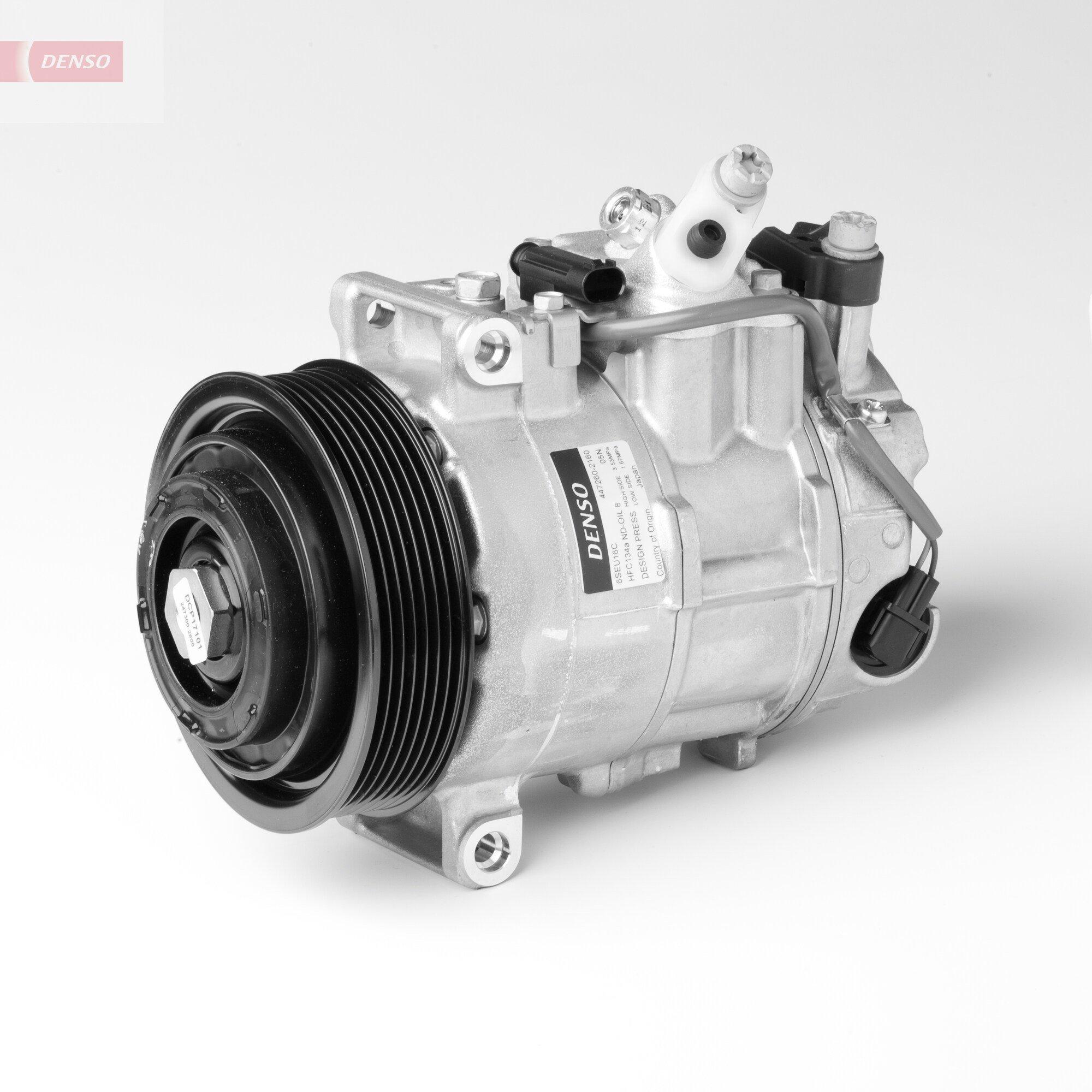Kompressor, Klimaanlage DENSO DCP17101