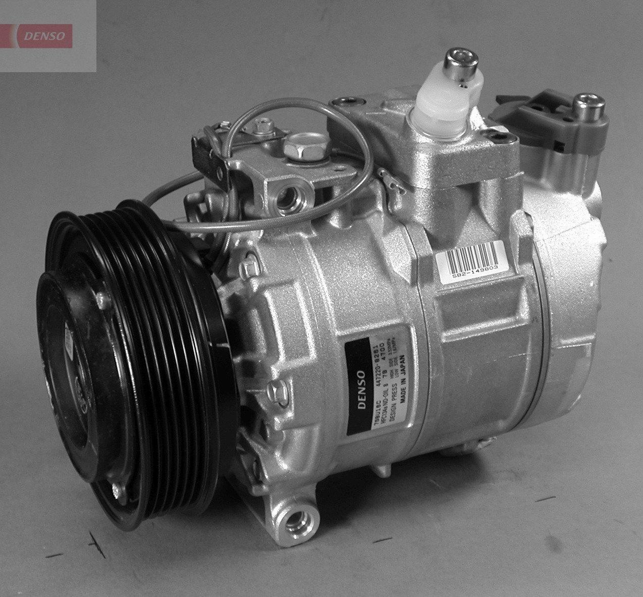 Kompressor, Klimaanlage 12 V DENSO DCP28008