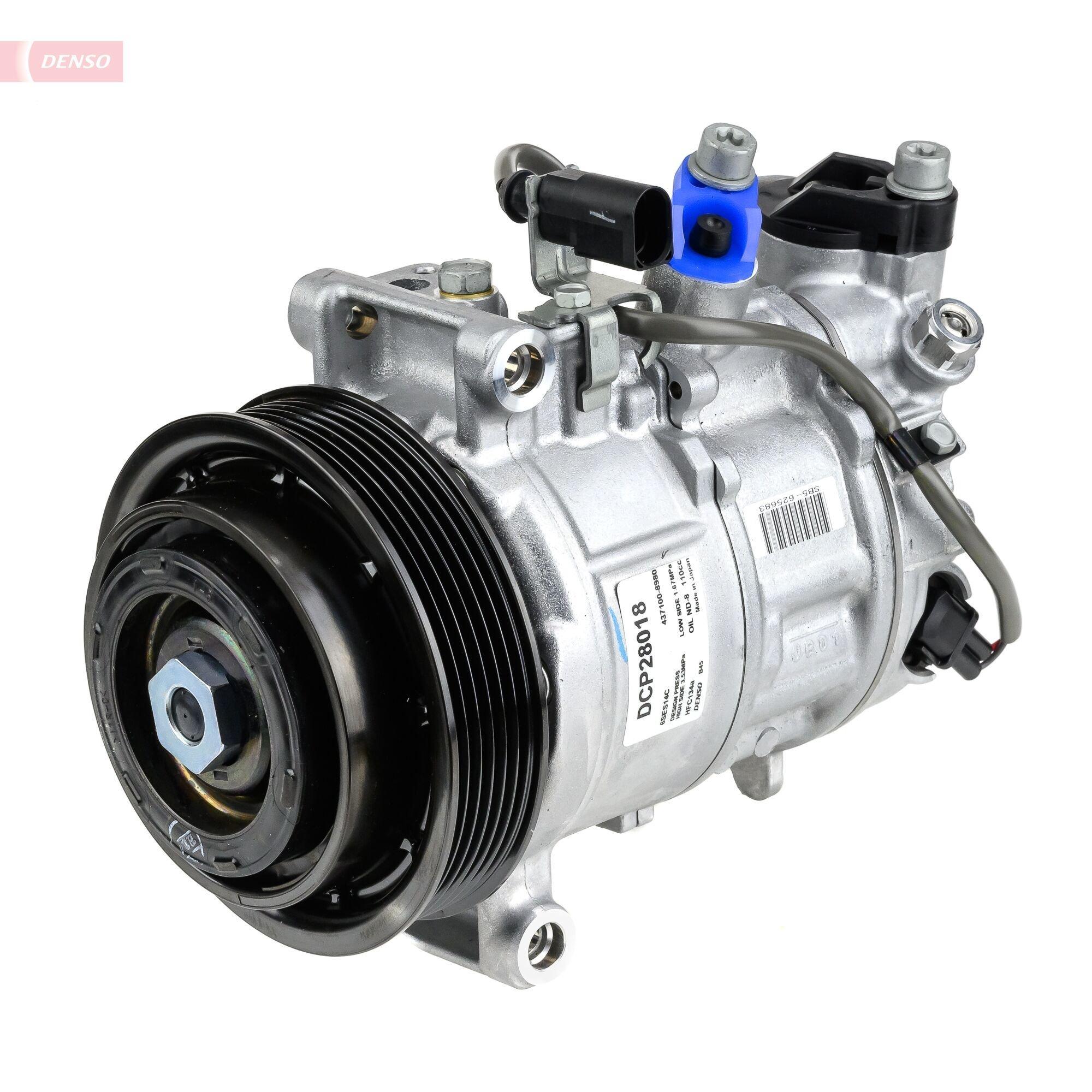 Kompressor, Klimaanlage DENSO DCP28018 Bild 1