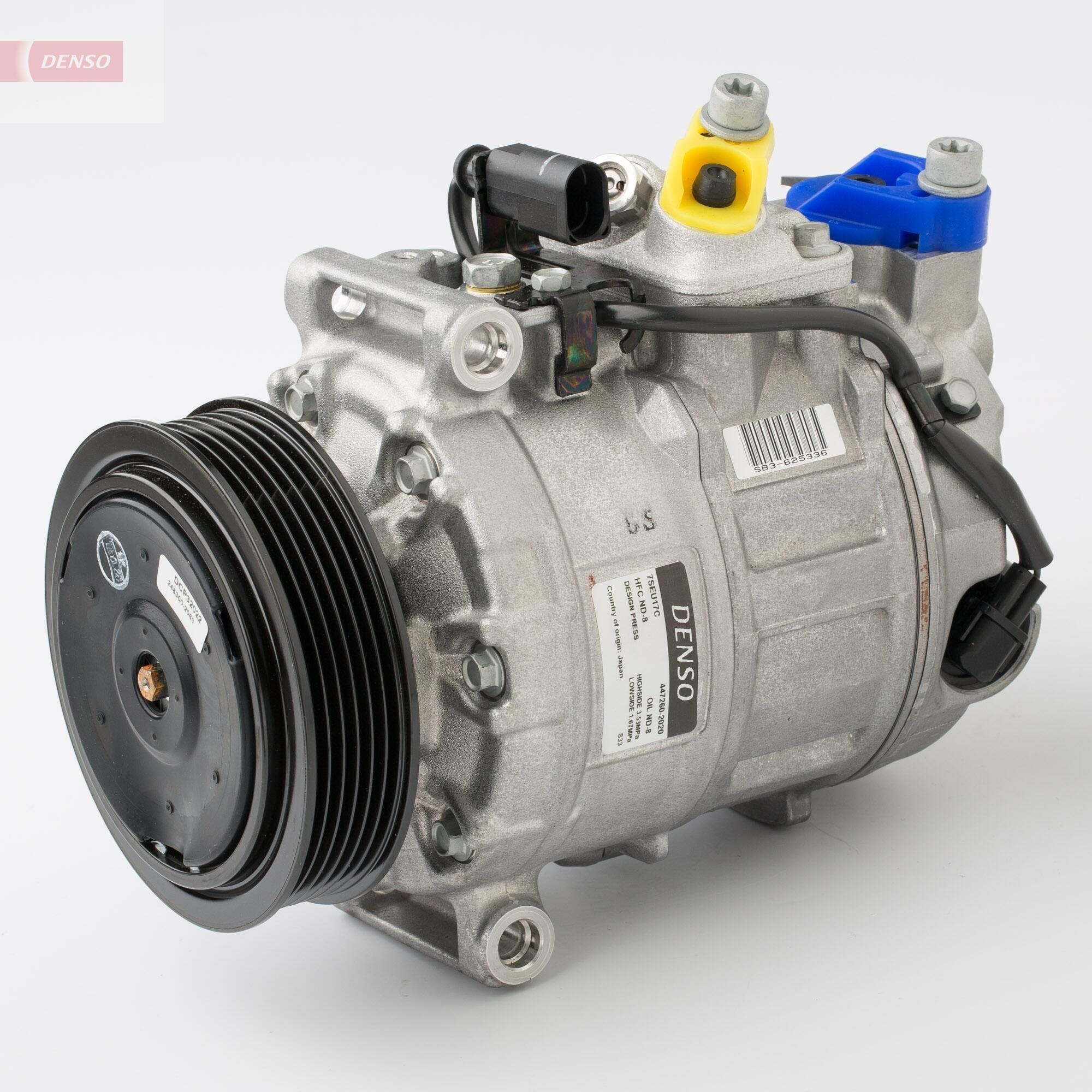 Kompressor, Klimaanlage DENSO DCP32022
