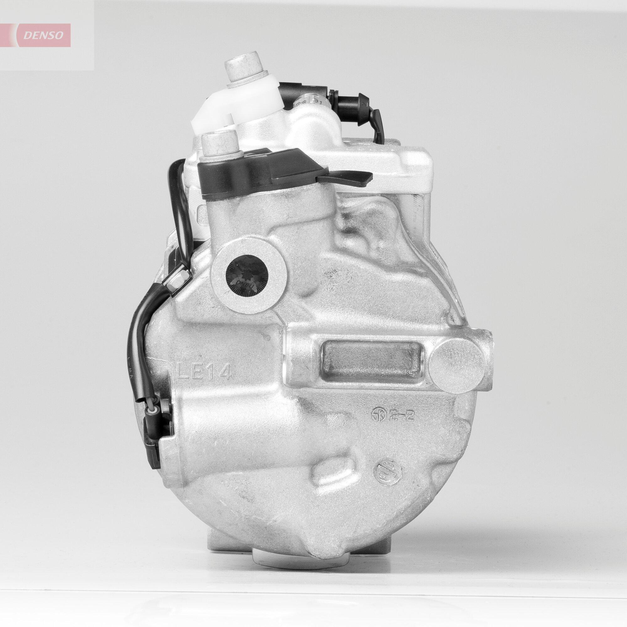 Kompressor, Klimaanlage DENSO DCP32052 Bild 3