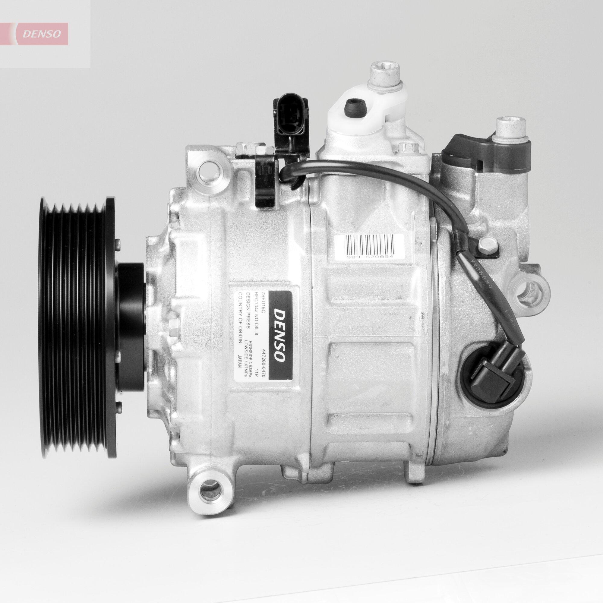 Kompressor, Klimaanlage DENSO DCP32052 Bild 1