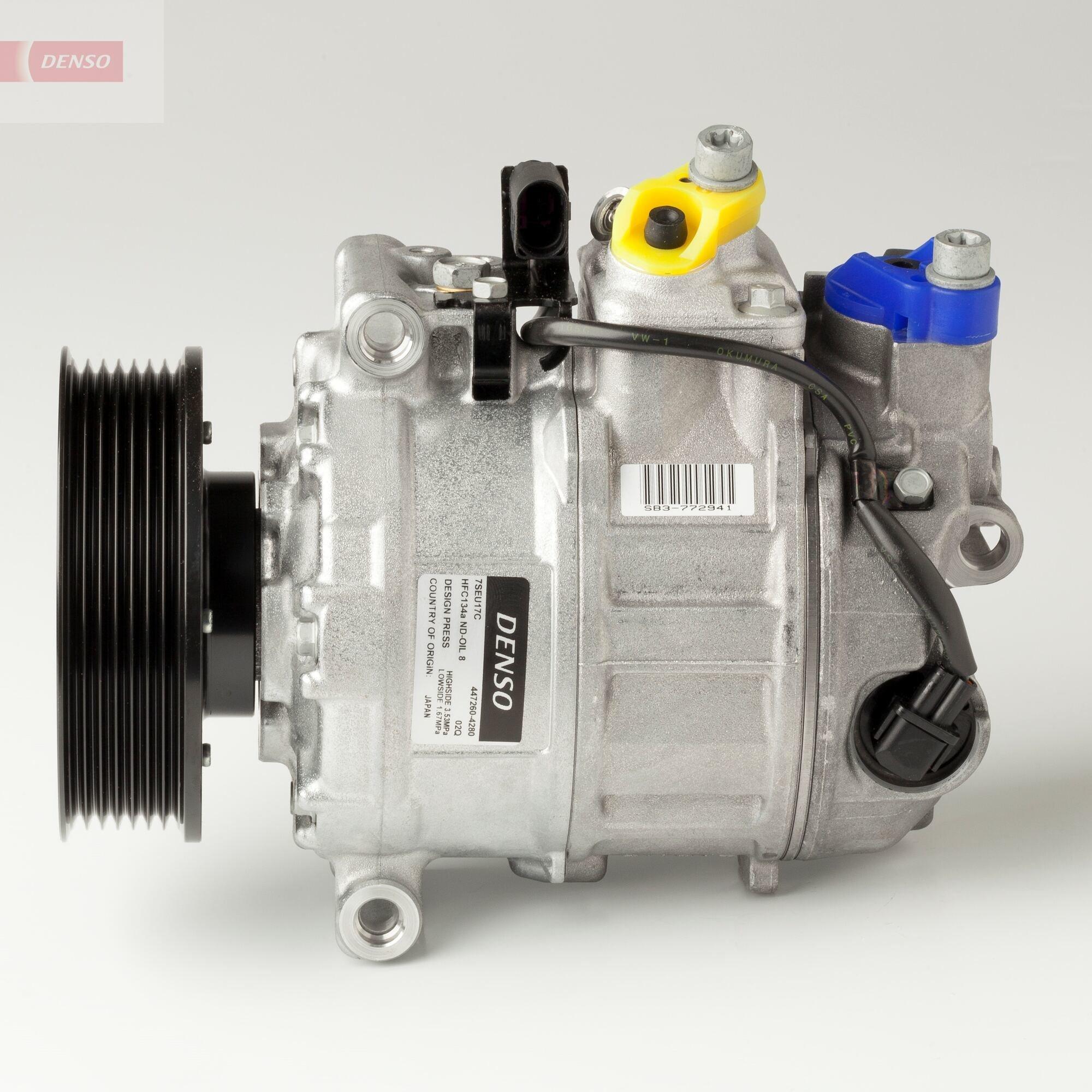 Kompressor, Klimaanlage DENSO DCP32055