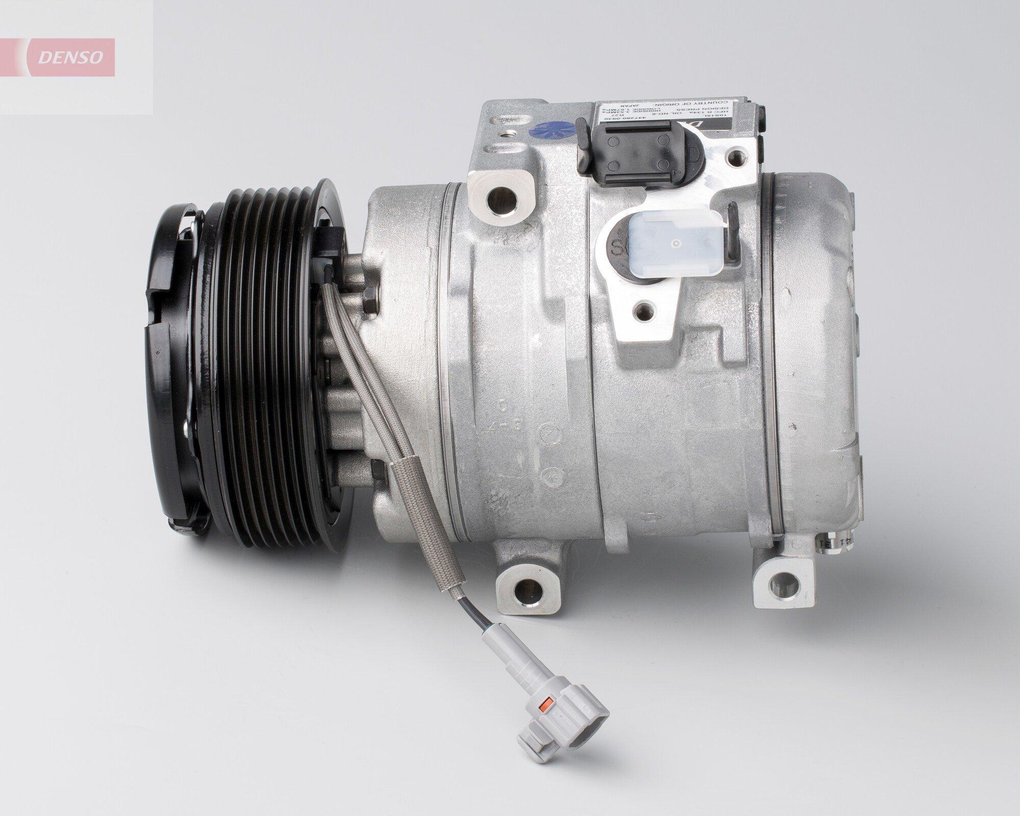 Kompressor, Klimaanlage 12 V DENSO DCP36004