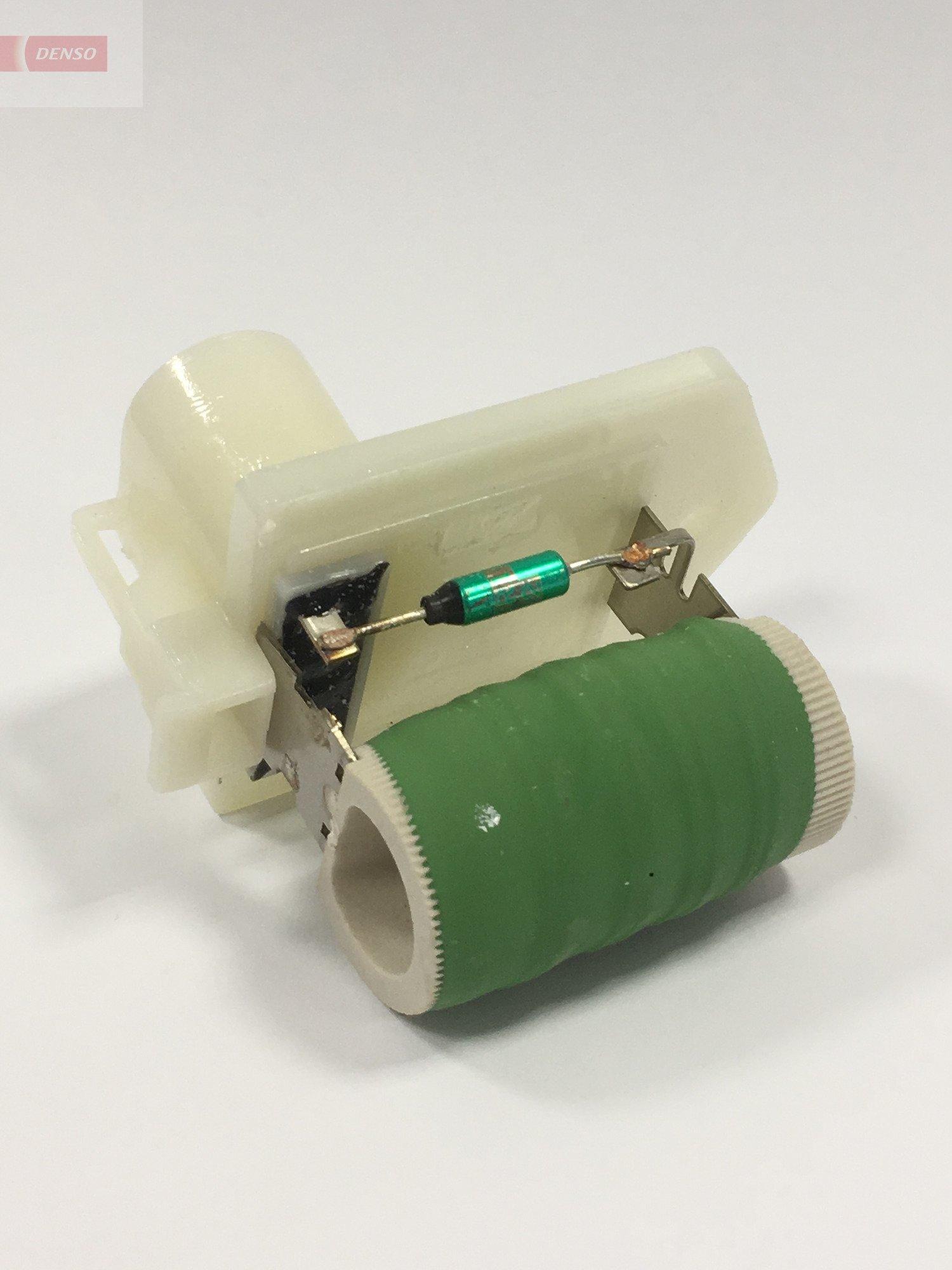 Vorwiderstand, Elektromotor-Kühlerlüfter DENSO DRS09025