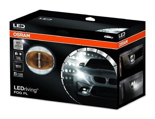 Nebelscheinwerfersatz 12 V OSRAM LEDFOG103-GD
