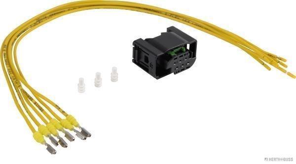 Kabelreparatursatz, Luftfederungsniveausensor Vorderachse Hinterachse HERTH+BUSS ELPARTS 51277162
