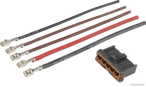 Kabelreparatursatz, Innenraumheizlüfter (Motorvorwärmsystem) zwischen Innenraumgebläse und Vorwiderstand HERTH+BUSS ELPARTS 51277283