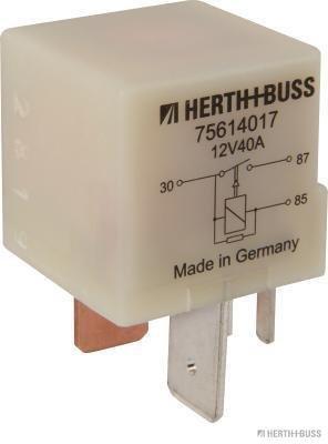 Steuergerät, Glühzeit HERTH+BUSS ELPARTS 75614017