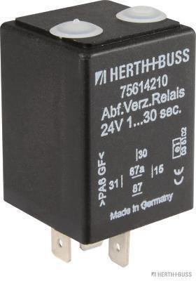 Zeitrelais HERTH+BUSS ELPARTS 75614210