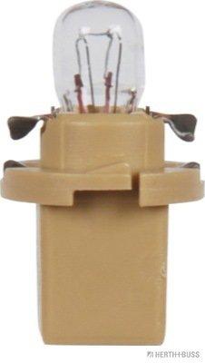 Glühlampe, Instrumentenbeleuchtung 24 V HERTH+BUSS ELPARTS 89901253