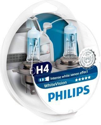 Glühlampe, Fernscheinwerfer 12 V PHILIPS 12342WHVSM